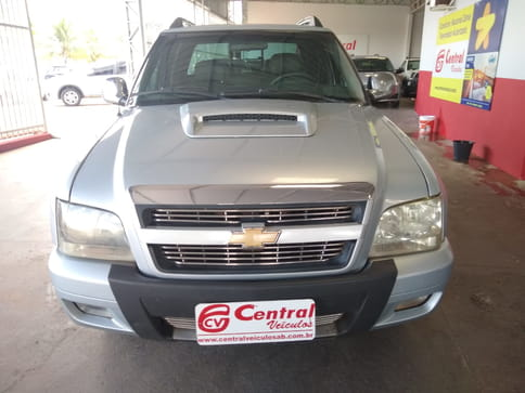 CHEVROLET S10 EXECUTIVE 4X2 2.8 CD