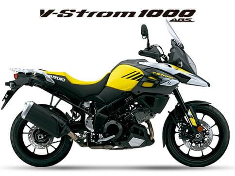 SUZUKI V-STROM DL-1000