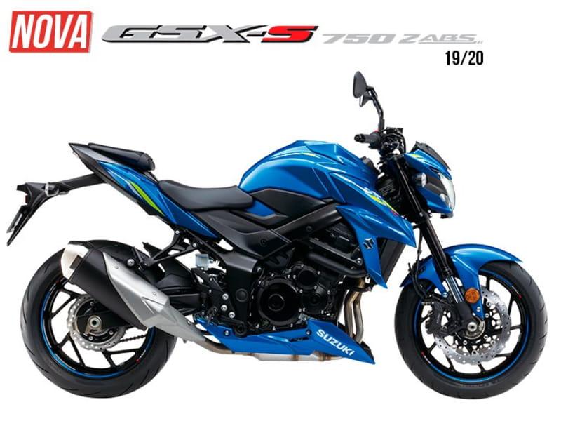 SUZUKI GSX-S 750 AZ