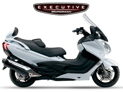 SUZUKI BURGMAN 650 EXECUTIVE/ 650