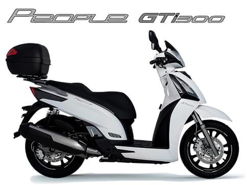 KYMCO PEOPLE GTI 300