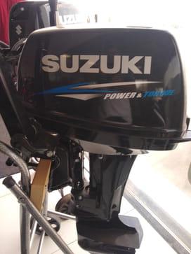SUZUKI MOTOR DE POPA 9.9HP DT99AS (P40) 2T