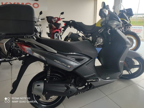 KYMCO AGILITY 200 ABS