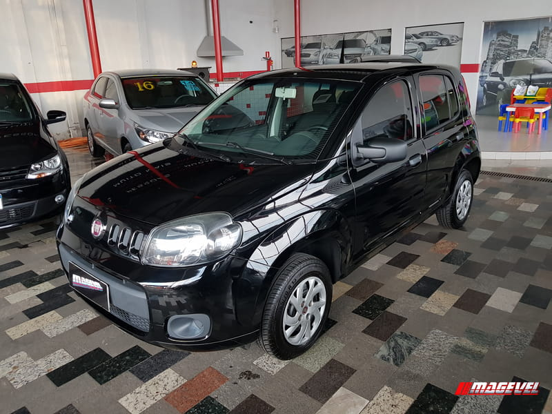 FIAT UNO VIVACE 1.0  4PTS