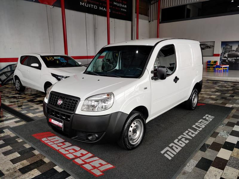 FIAT DOBLO CARGO 1.8 8v 5P (Flex)