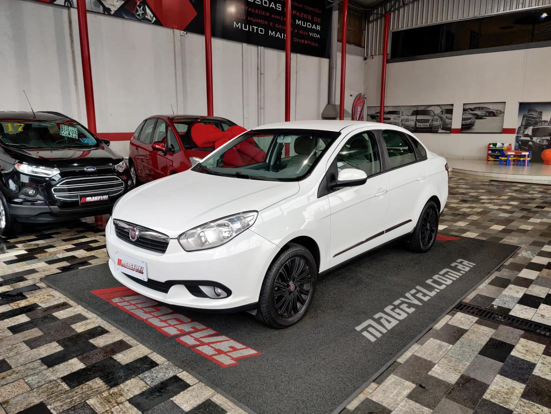 FIAT GRAND SIENA ESSENCE 1.6 16V FLEX MEC.