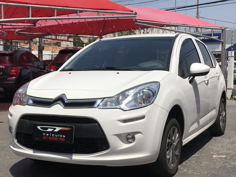 CITROEN C3 ATTRACTION PURE TECH 1.2 FLEX 12V MEC