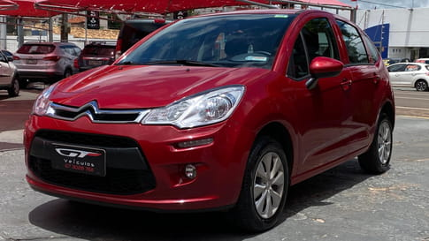 CITROEN C3 ATTRACTION 1.6 FLEX 16V 5P AUT