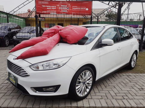 FORD FOCUS 2.0 SE 16V FLEX 4P POWERSHIFT