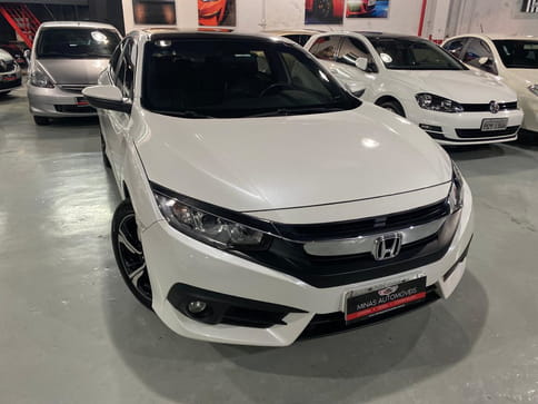 HONDA CIVIC SEDAN EXL 2.0 FLEX 16V AUT. 4P