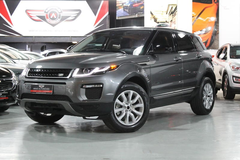 LAND ROVER EVOQUE SE SD4