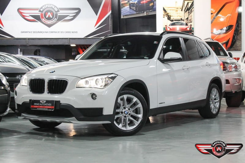 BMW X1 S20I ACTIVE FLEX