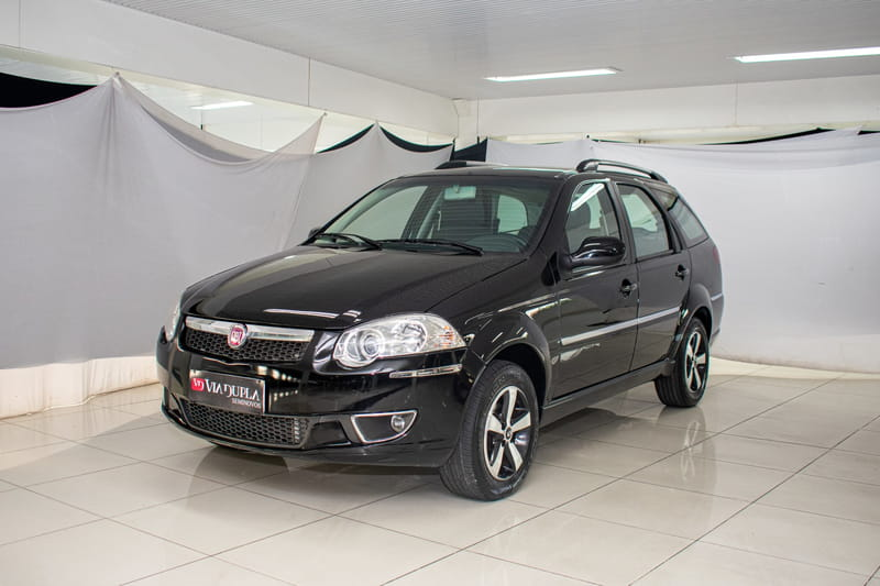 FIAT PALIO WEEK. ATTRACTIVE 1.4 FIRE FLEX 8V