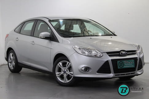 FORD FOCUS SEDAN S 2.0 16V FLEX AUT.