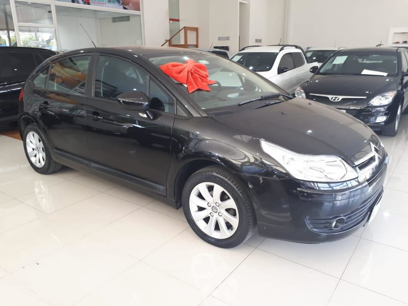 CITROEN C4 1.6 GLX 16V FLEX 4P MANUAL