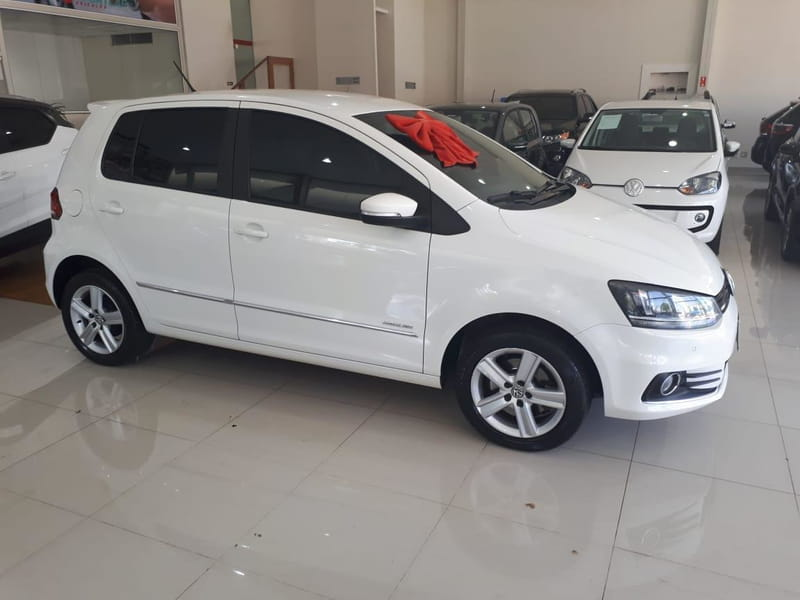 VOLKSWAGEN FOX HIGHLINE 1.6 16V MSI