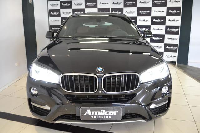 BMW X6 XDRIVE 35I