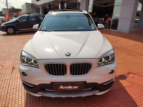 BMW X1 SDRIVE 20I 2.0 TURBO 16V 184CV AUT.