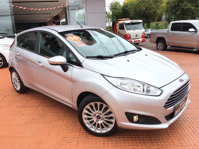 FORD NEW FIESTA 1.0 ECOBOOST SEL HATCH 12V GASOLINA 4P POWERSHIFT