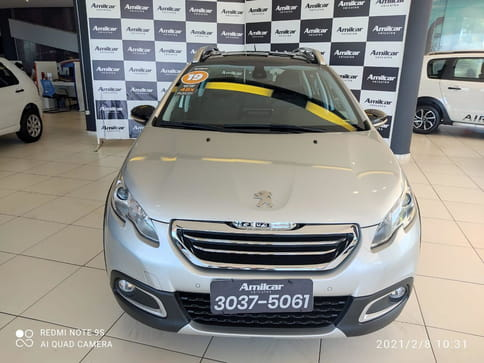 PEUGEOT 2008 CROSS EAT6