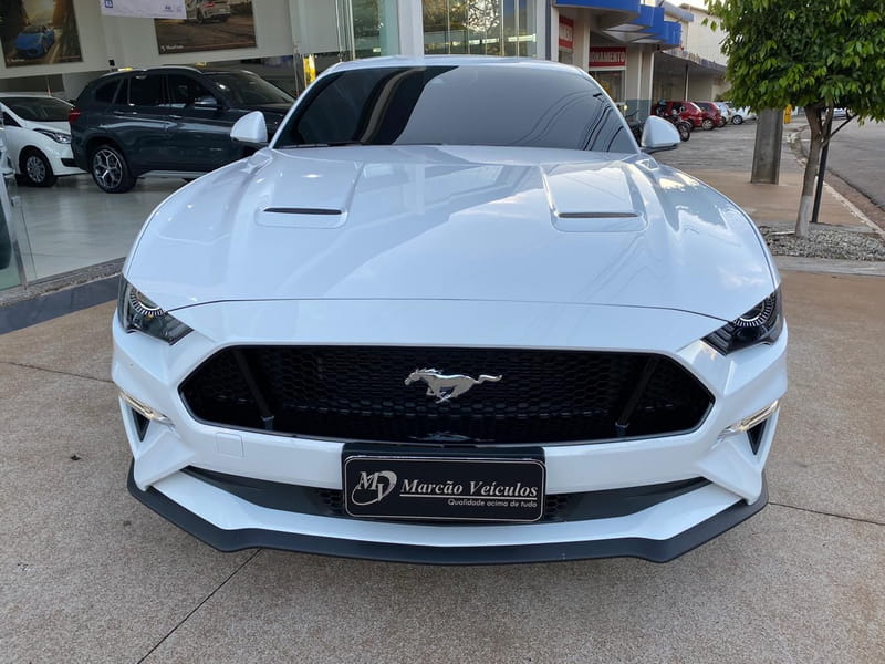 FORD MUSTANG GT 5.0 V-8 2P