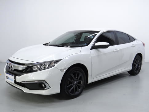 HONDA CIVIC SEDAN EX 2.0 FLEX 16V AUT 4P
