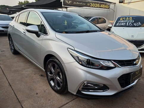 CHEVROLET CHEV CRUZE LTZ HB AT