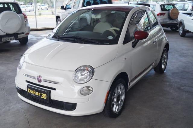 FIAT 500 CULT 1.4 MEC. EVO 8V (FLEX) IMP 2P