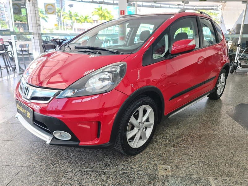 HONDA FIT TWIST 1.5 FLEX AUT