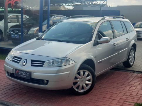 RENAULT MEGANE GRAND TOUR DYNAMIQUE 1.6 16v(Hi-Flex) 4p