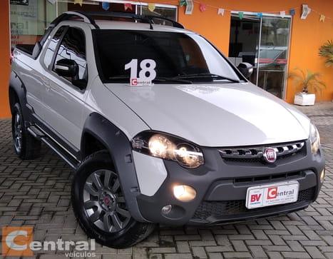 FIAT STRADA ADVENTURE 1.8 MPI 8V CE