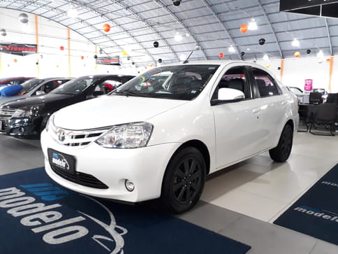 TOYOTA ETIOS SD XLS15 AT