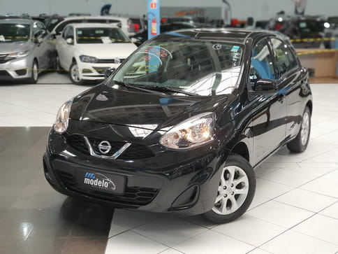 NISSAN MARCH SV _4P_