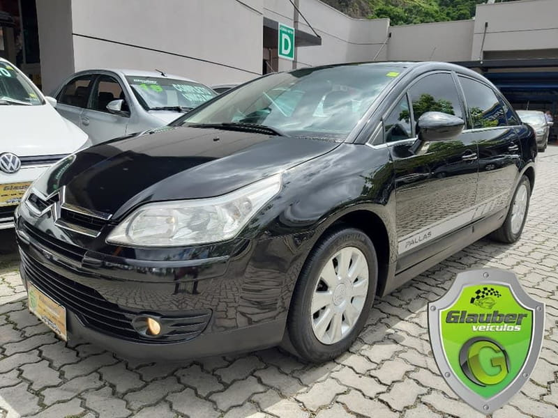 CITROEN C4 PALLAS EXCLUS.(Pack) 2.0 16v(Aut.)  4p