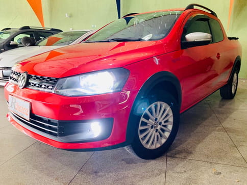 VOLKSWAGEN SAVEIRO 1.6 MI ROCK IN RIO CD 8V FLEX 2P MANUAL