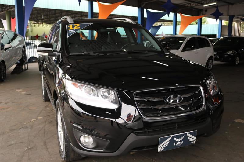 HYUNDAI SANTA FE (7 LUG. N. SERIE) GLS 4WD-AUT 3.5 V6 GAS IMP 4P