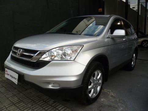HONDA CR-V LX 4X2 GASOLINA