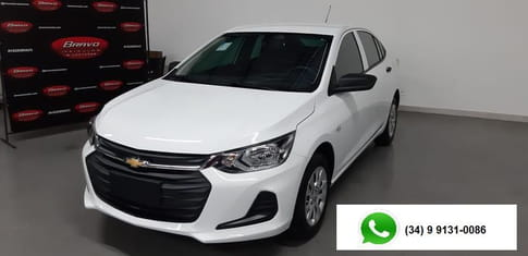 CHEVROLET ONIX PLUS TURBO AT