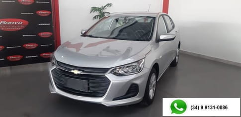 CHEVROLET ONIX PLUS LT TURBO