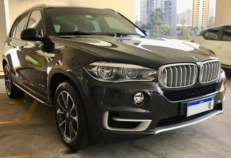 BMW X5 XDRIVE 50I 4.4 407CV BI-TURBO