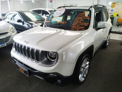 JEEP RENEGADE 1.8 16V FLEX LIMITED 4P AUT