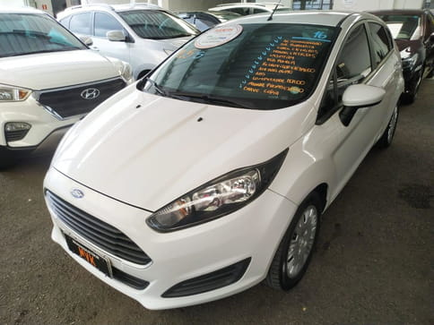 FORD NEW FIESTA HATCH S 1.5