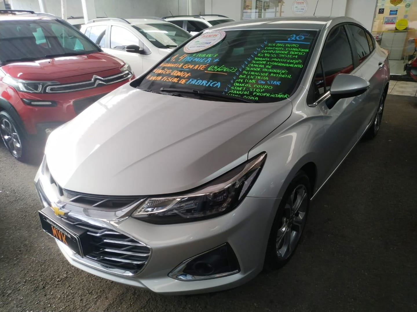 CHEVROLET Cruze Premier 1.4 Turbo