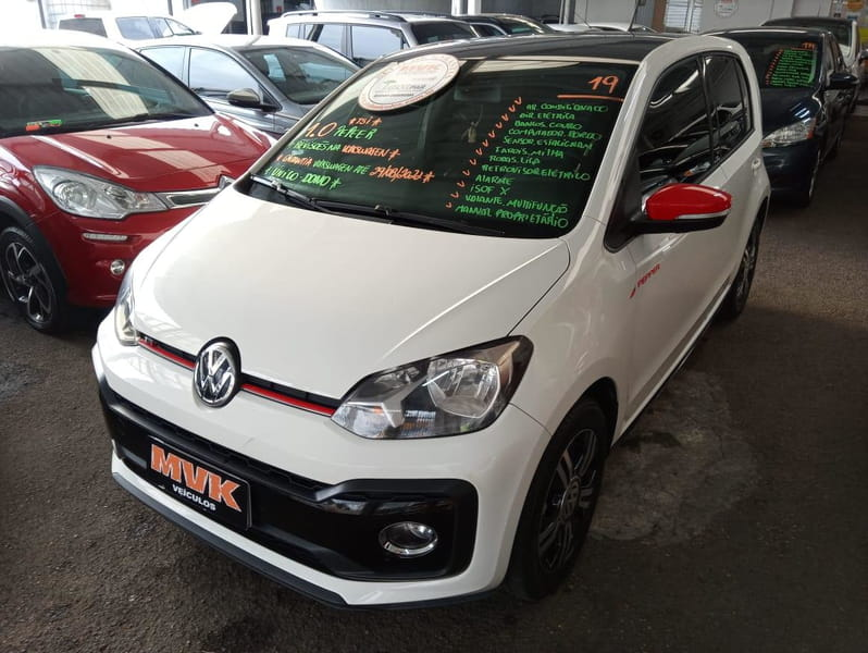 VOLKSWAGEN UP 1.0 TSI PEPPER 12V FLEX 4P MANUAL
