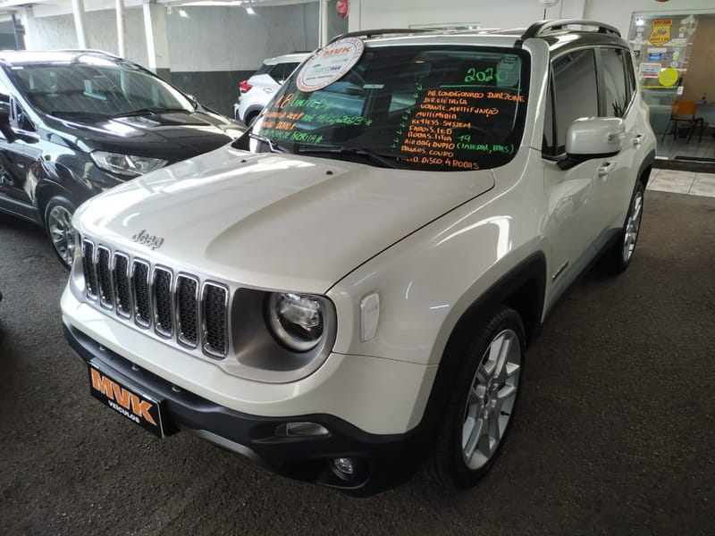 JEEP RENEGADE LIMITED AT