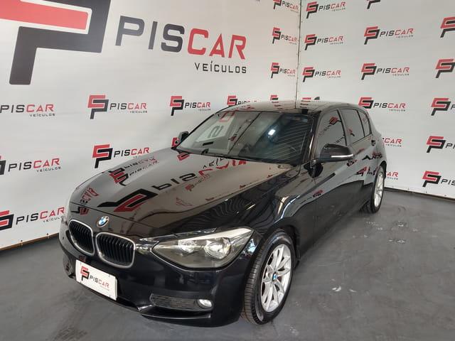 BMW 118I 1.6 AUT