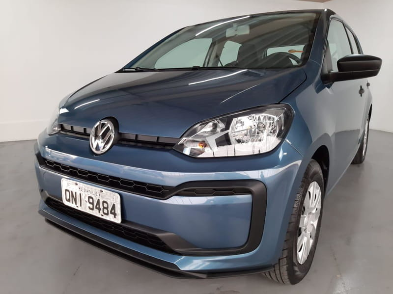 VOLKSWAGEN UP TAKE MCV