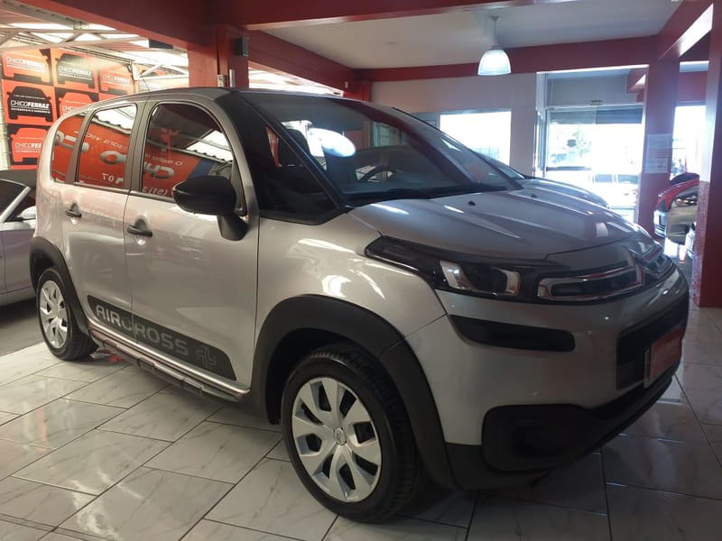 CITROEN AIRCROSS 1.6 START 8V FLEX MANUAL