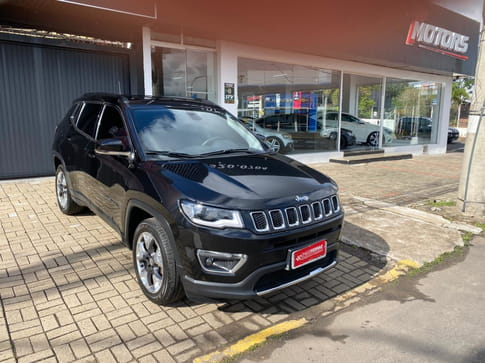 JEEP COMPASS LIM HT AT6 2.0 4X