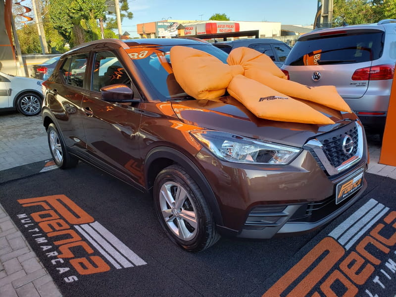 NISSAN KICKS S MT